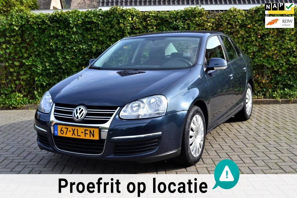 Volkswagen Jetta occasion - De Niet Automotive