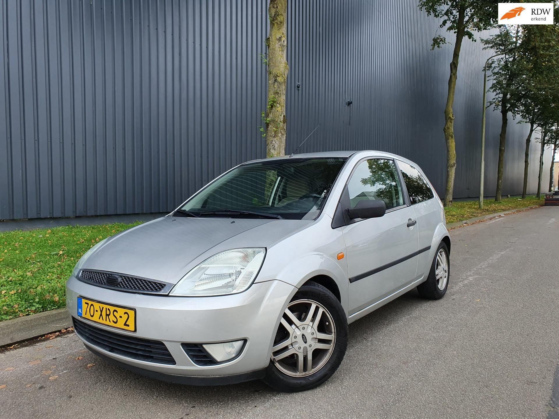 Ford Fiesta occasion - Autohandel Direct