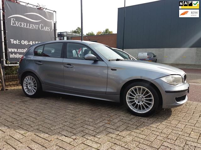 BMW 1-serie 116i High Executive 5Drs. Navi/Leder/PDC/Cruise