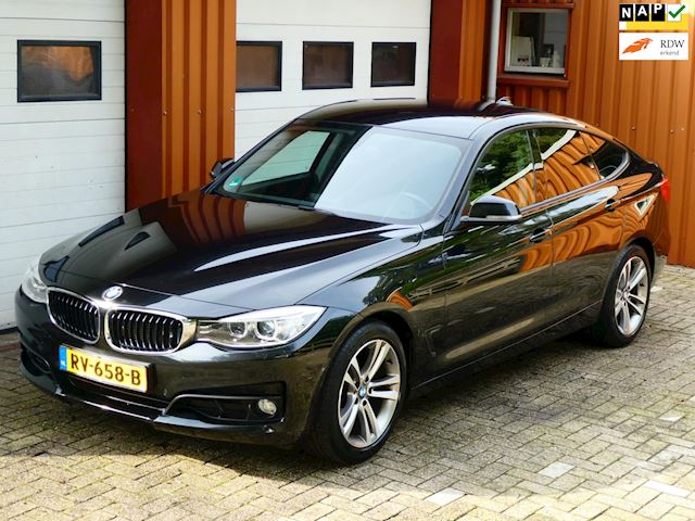BMW 3-serie Gran Turismo 318d GT Executive