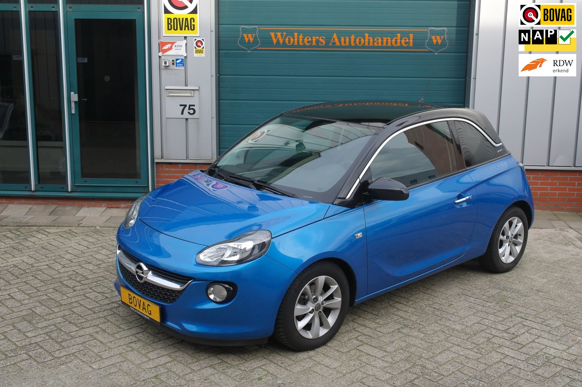 Opel ADAM occasion - Wolters Autohandel