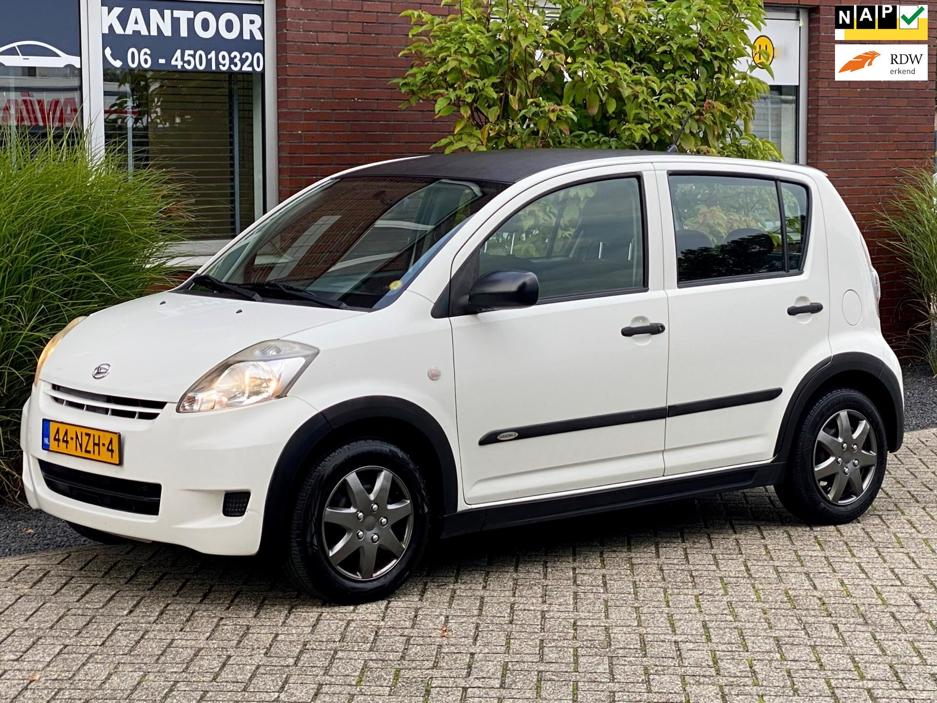Daihatsu Sirion 2 occasion - Van Loon Automotive