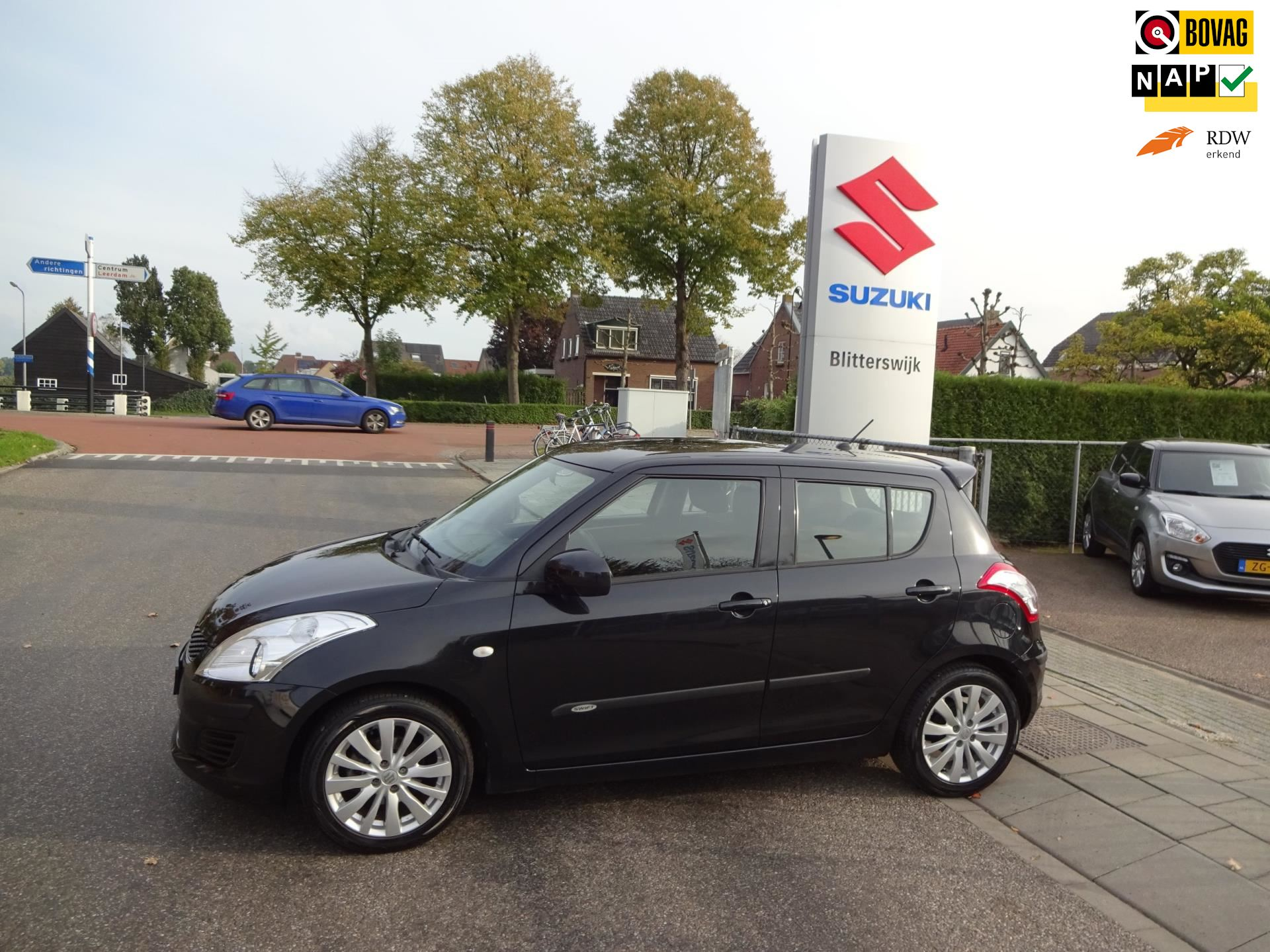 Suzuki Swift occasion - Garage Blitterswijk V.O.F.
