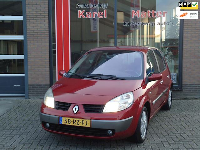 Renault Scénic 1.6-16V Dynamique Luxe *TREKHAAK*