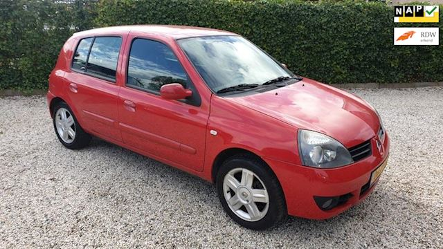 Renault Clio 1.2-16V Campus 5drs Airco/Cruise/Lmv