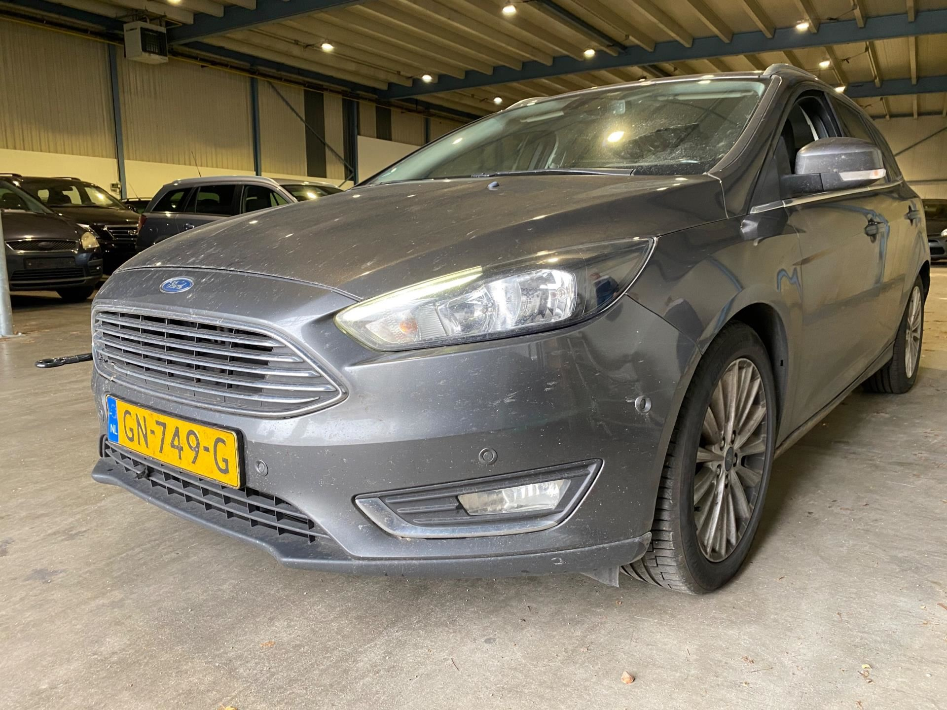 Ford Focus Wagon occasion - Auto Groothandel Waalre