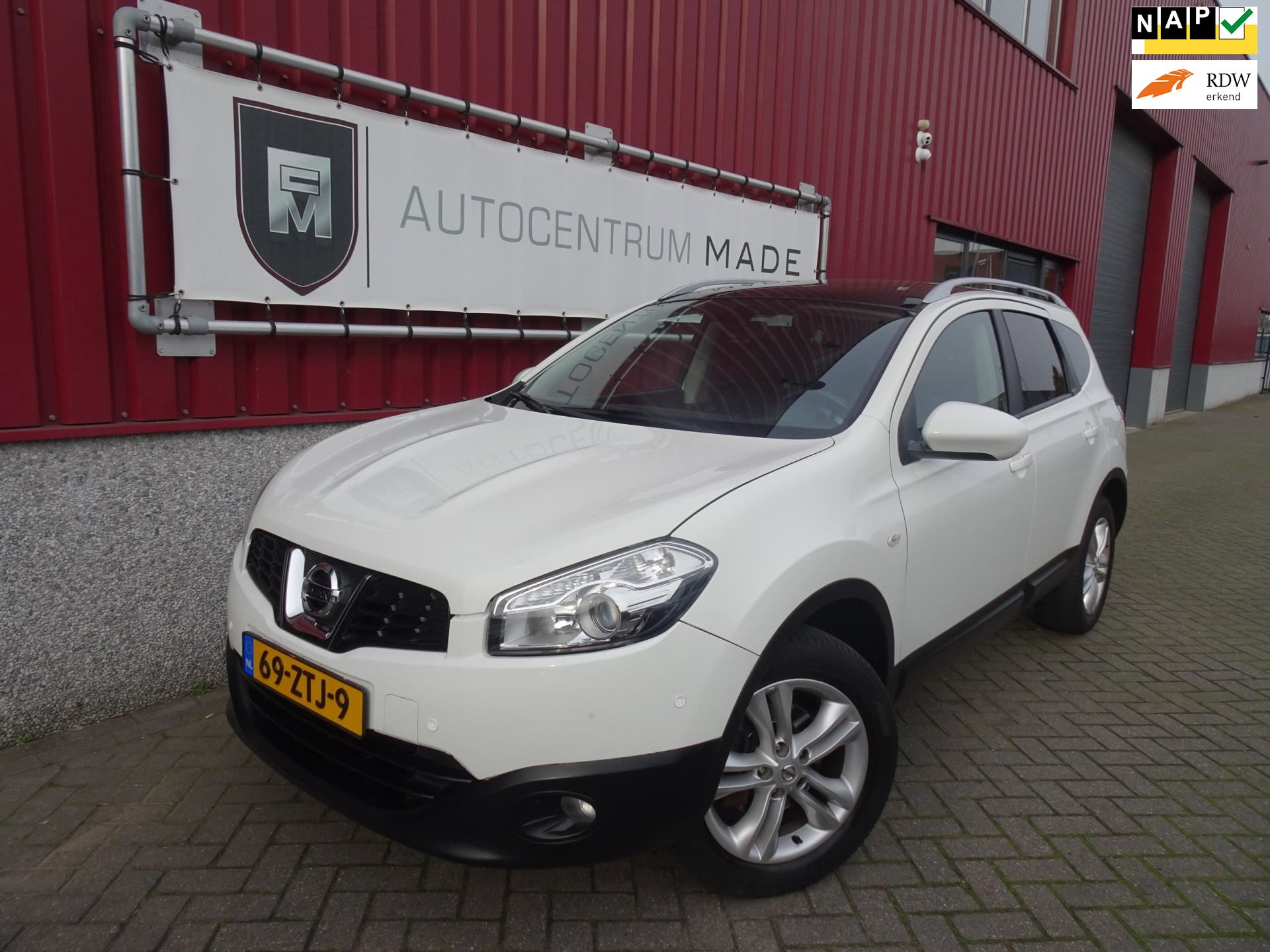 Nissan Qashqai 2 occasion - Auto Centrum Made