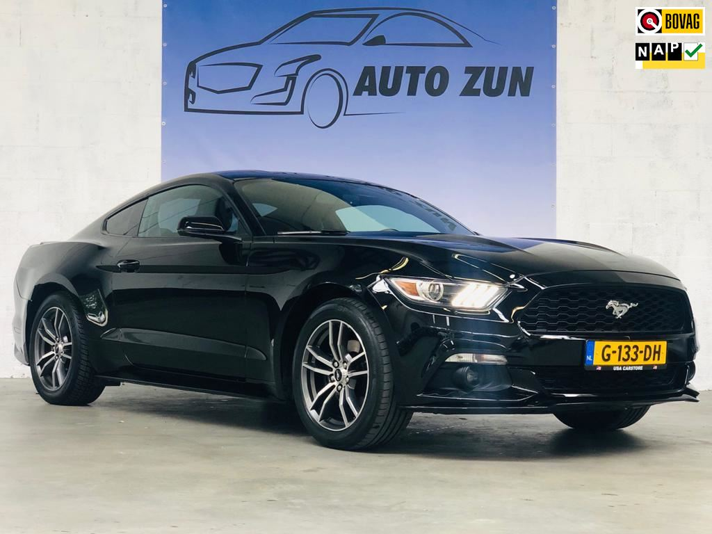 Ford MUSTANG occasion - Auto Zun B.V.