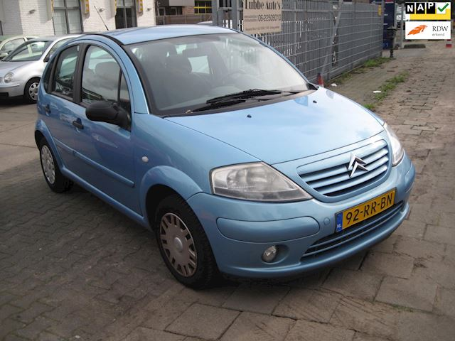 Citroen C3 1.1i Attraction st bekr airco elek pak nap apk