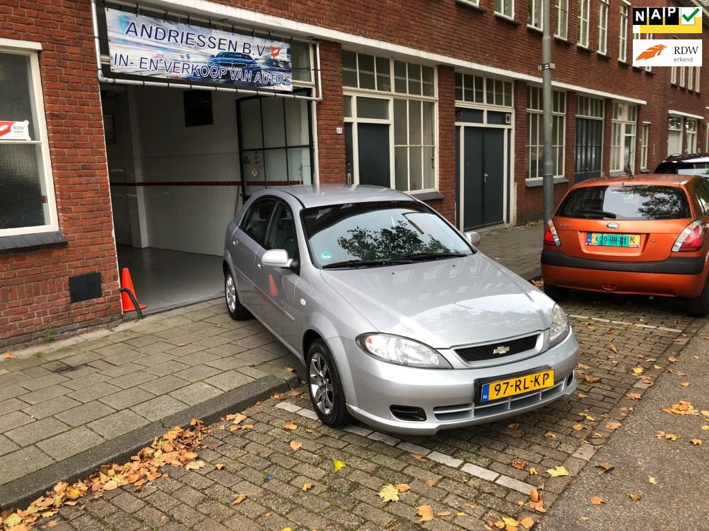 Chevrolet Lacetti occasion - Handelsonderneming Andriessen B.V.
