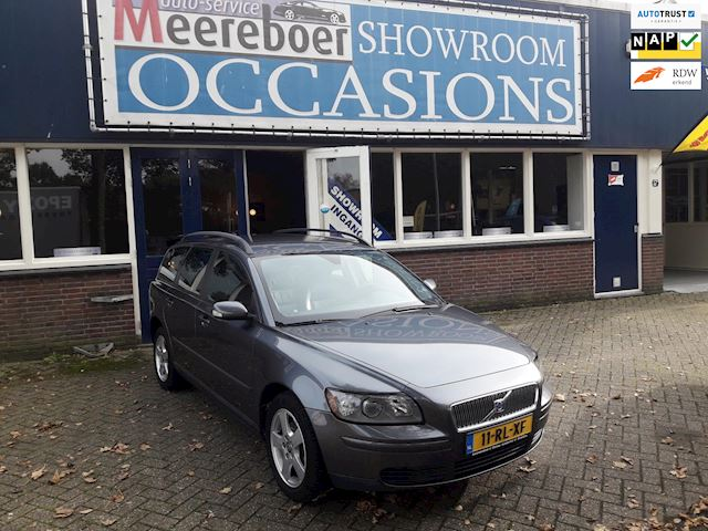 Volvo V50 1.8 Kinetic In Nette Staat