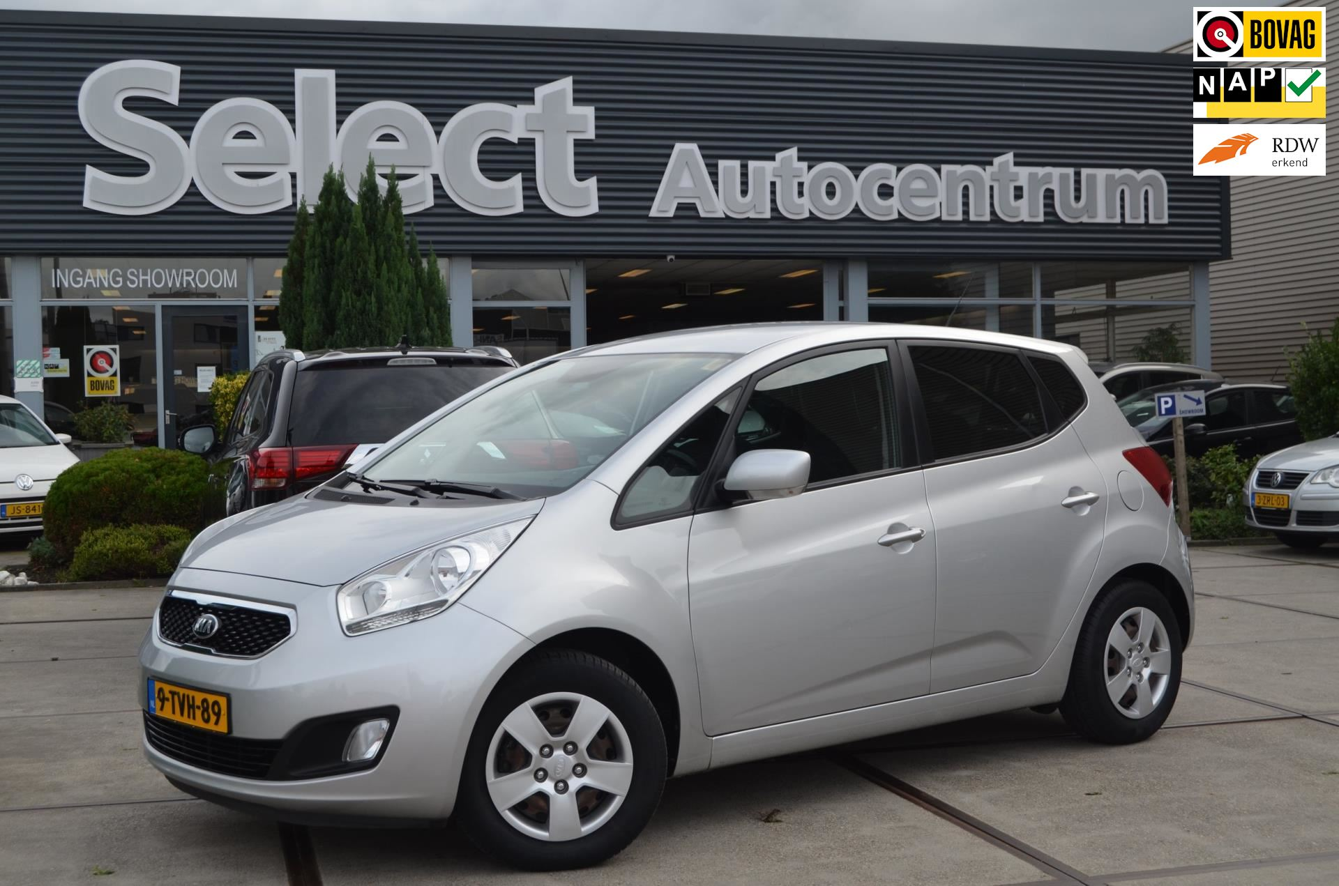 Kia Venga occasion - Select Autocentrum