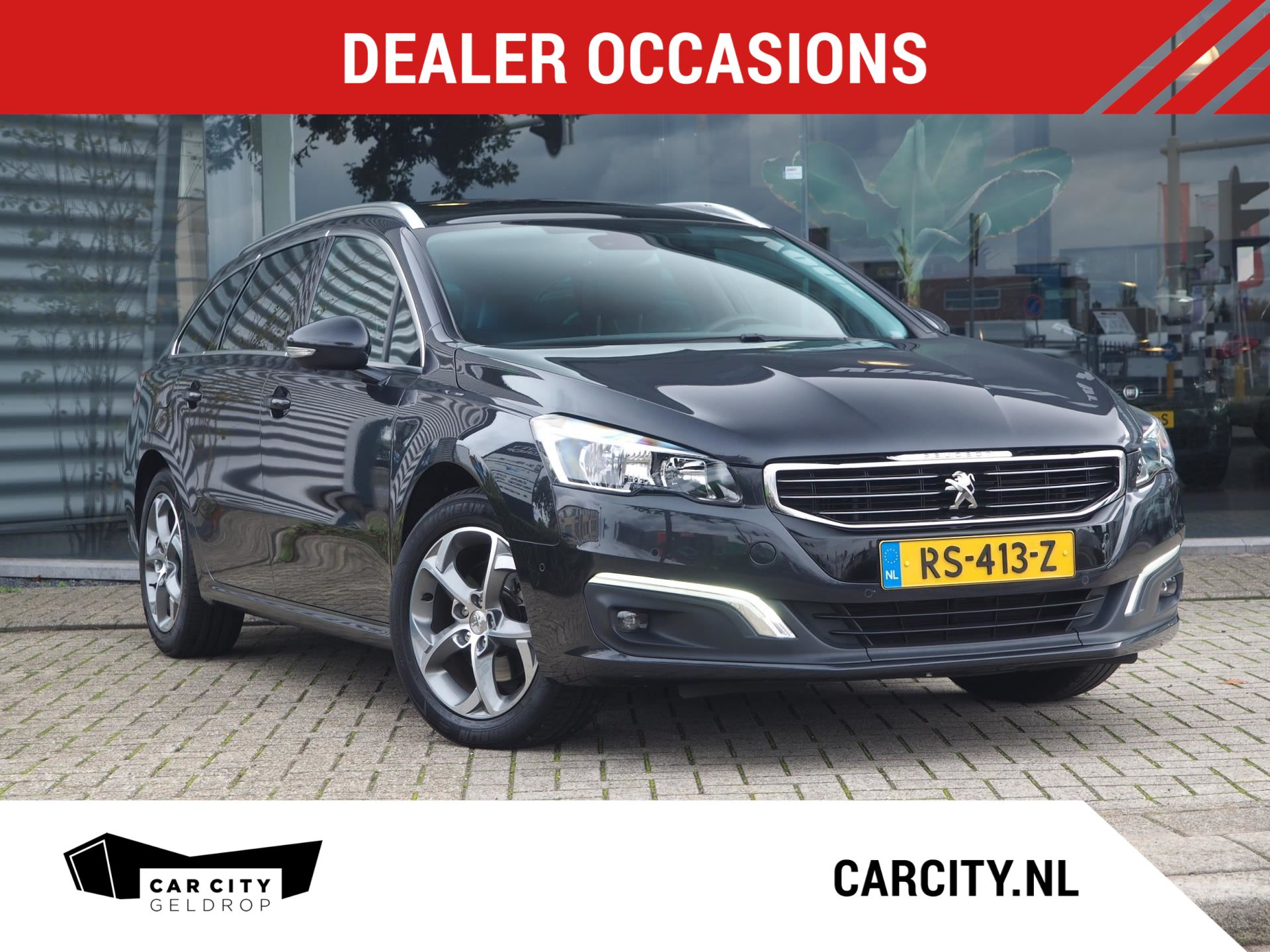 Peugeot 508 SW occasion - Car City Geldrop