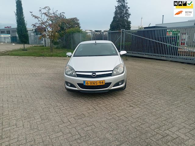 Opel Astra TwinTop occasion - Riffi Auto's