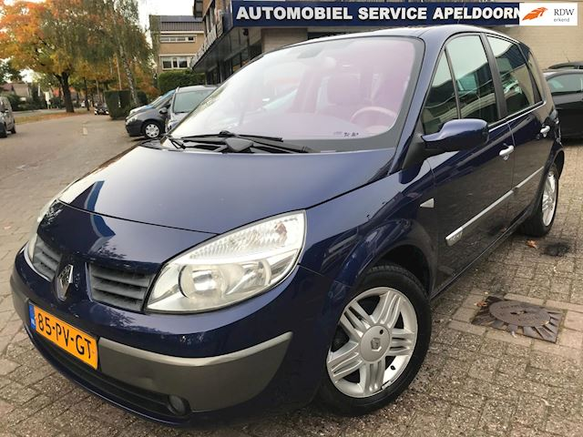 Renault Scénic 1.6-16V Privilège Luxe*AUTOMAAT*CRUISE CTR.*CLIMA*PDC*STUURBEKR.*PANORAMA DAK*