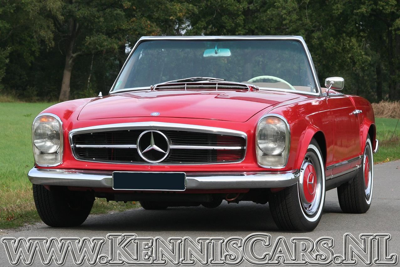 Mercedes-Benz 1965 230 SL Pagode 113-serie occasion - KennisCars.nl
