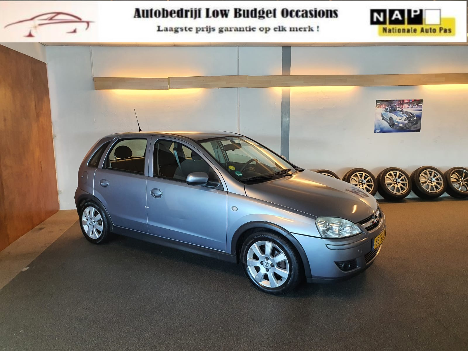 Opel Corsa occasion - Low Budget Occasions