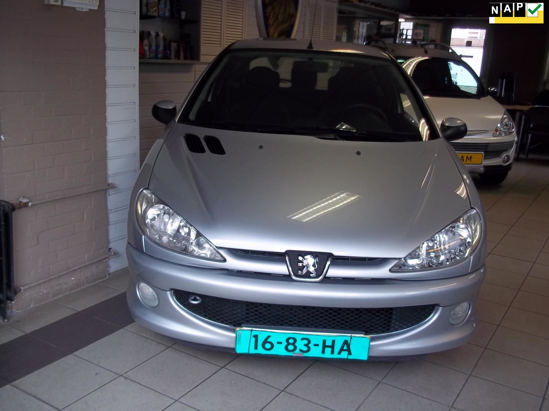 Peugeot 206 occasion - Auto Noord B.V.