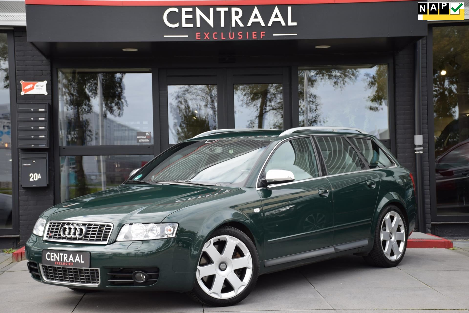 Audi S4 occasion - Centraal Exclusief B.V.