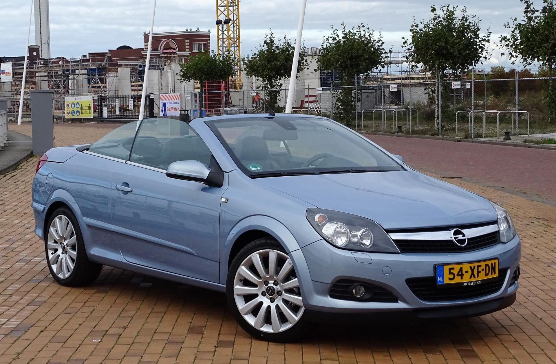 Opel Astra TwinTop occasion - MCS Auto's