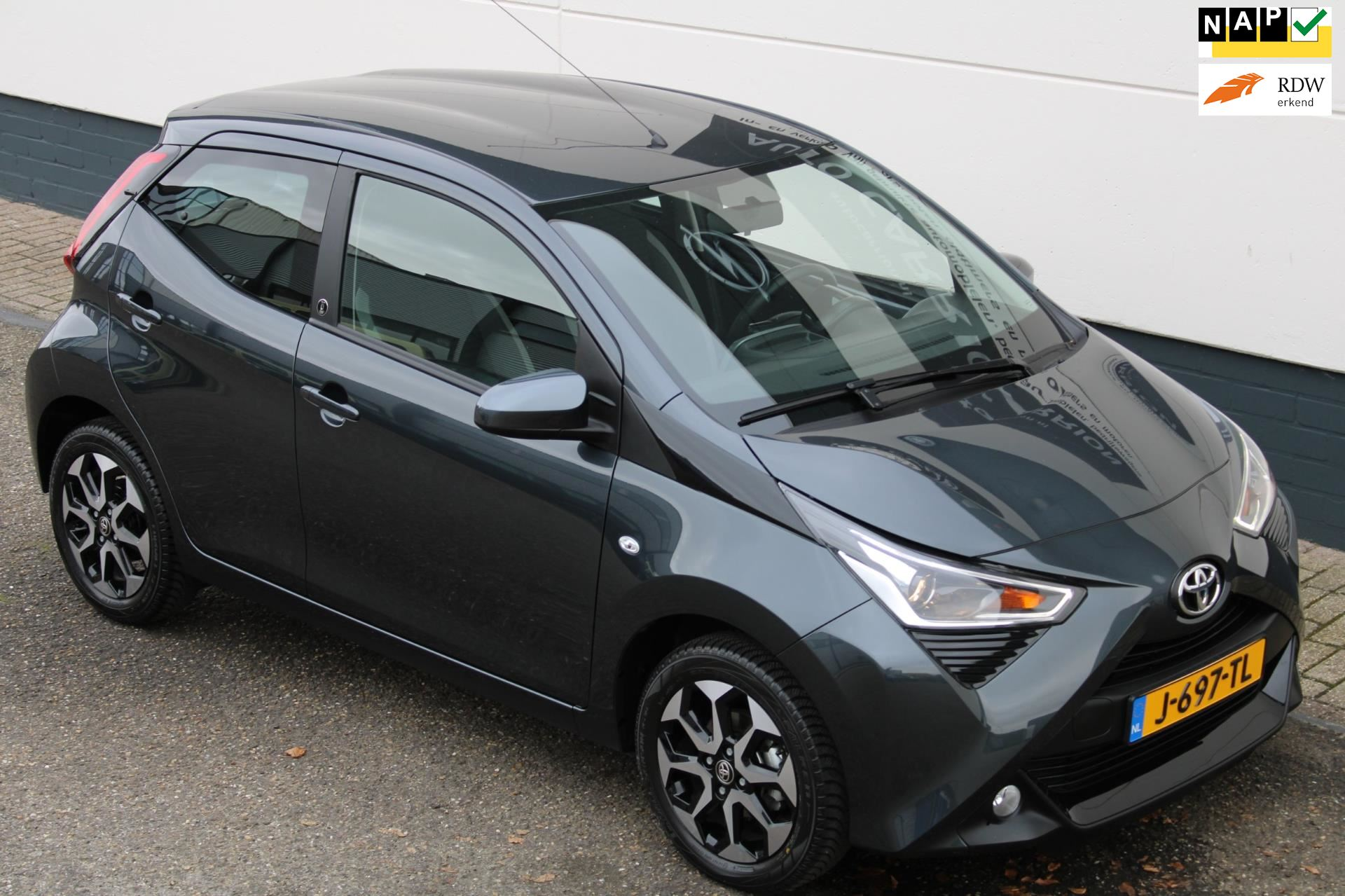 Toyota Aygo occasion - CARRION