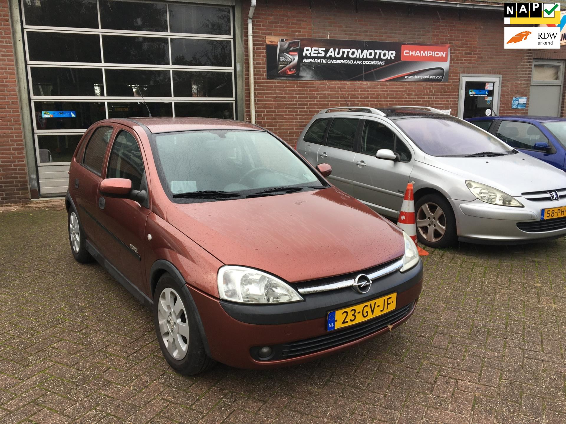 Opel Corsa occasion - RESAUTOMOTOR