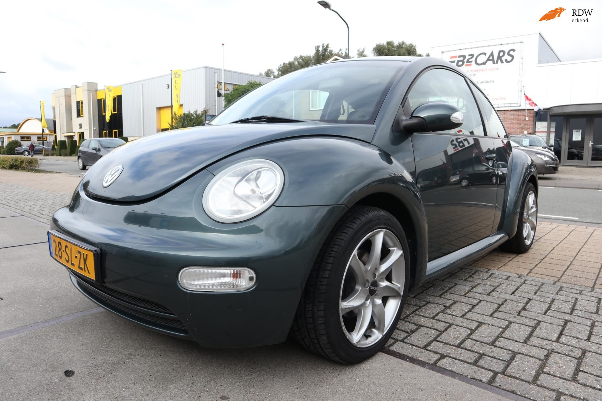 Volkswagen New Beetle occasion - FB2 Cars