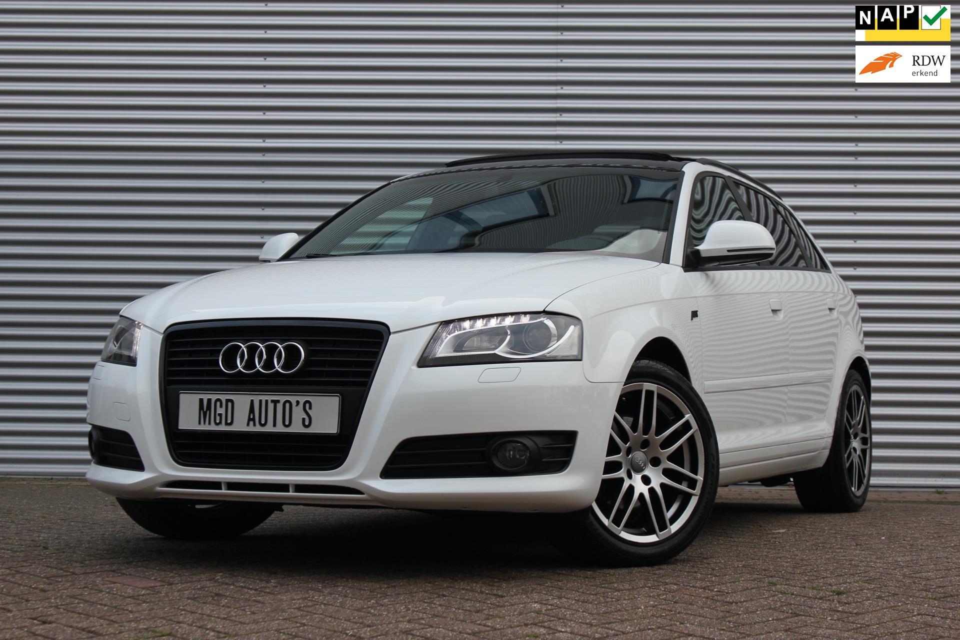Audi A3 Sportback occasion - MGD Auto's