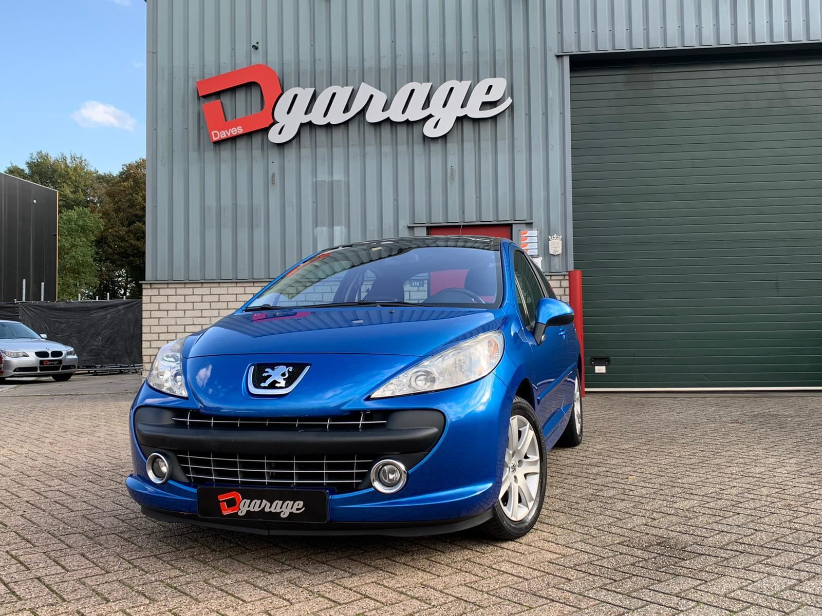 Peugeot 207 occasion - Dave's Garage