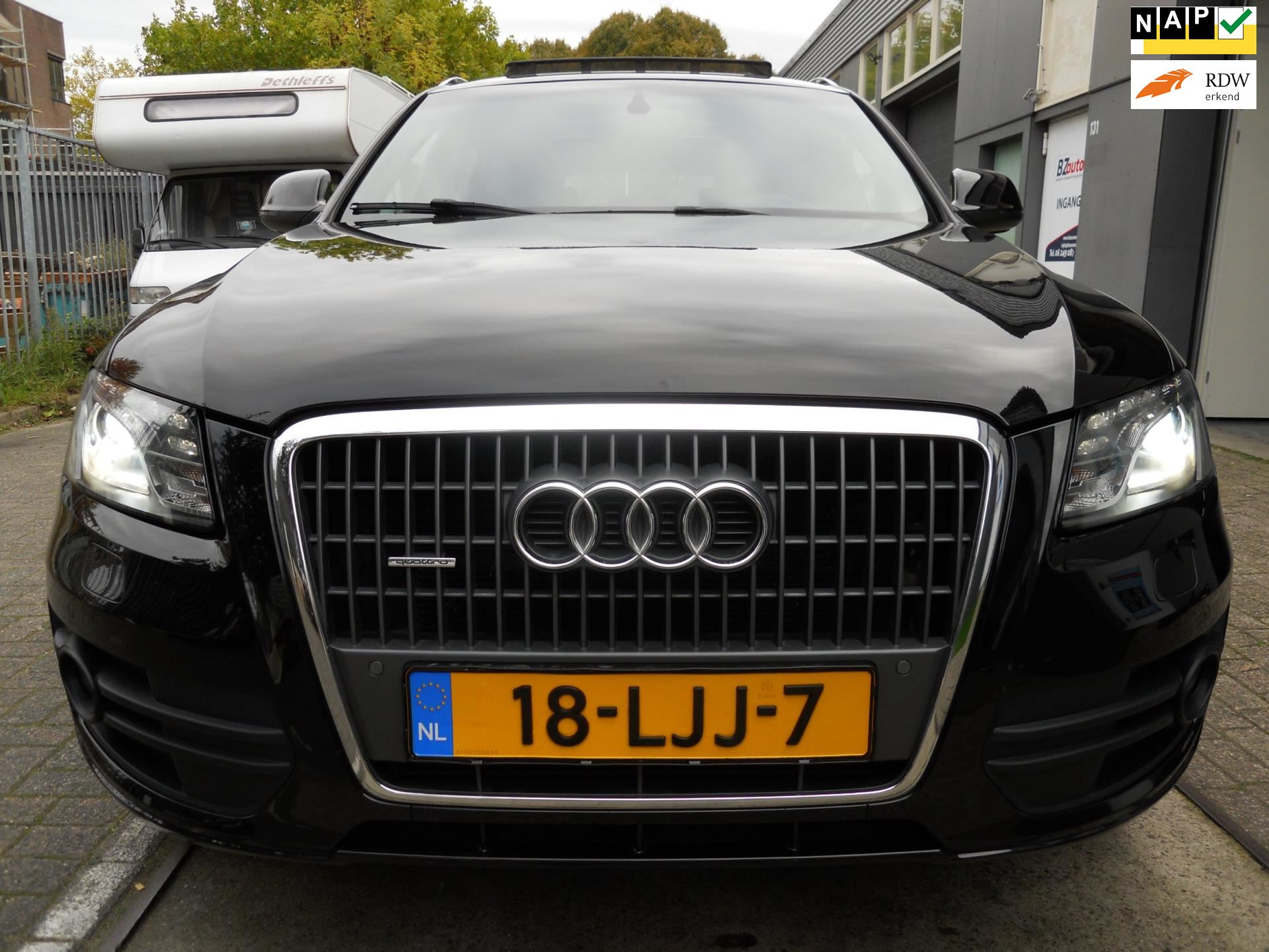 Audi Q5 occasion - Euro Cars & Campers