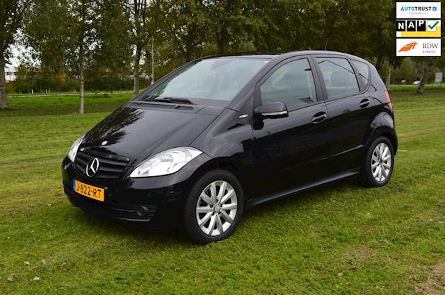 Mercedes-Benz A-klasse 160 BlueEFFICIENCY Edition 125