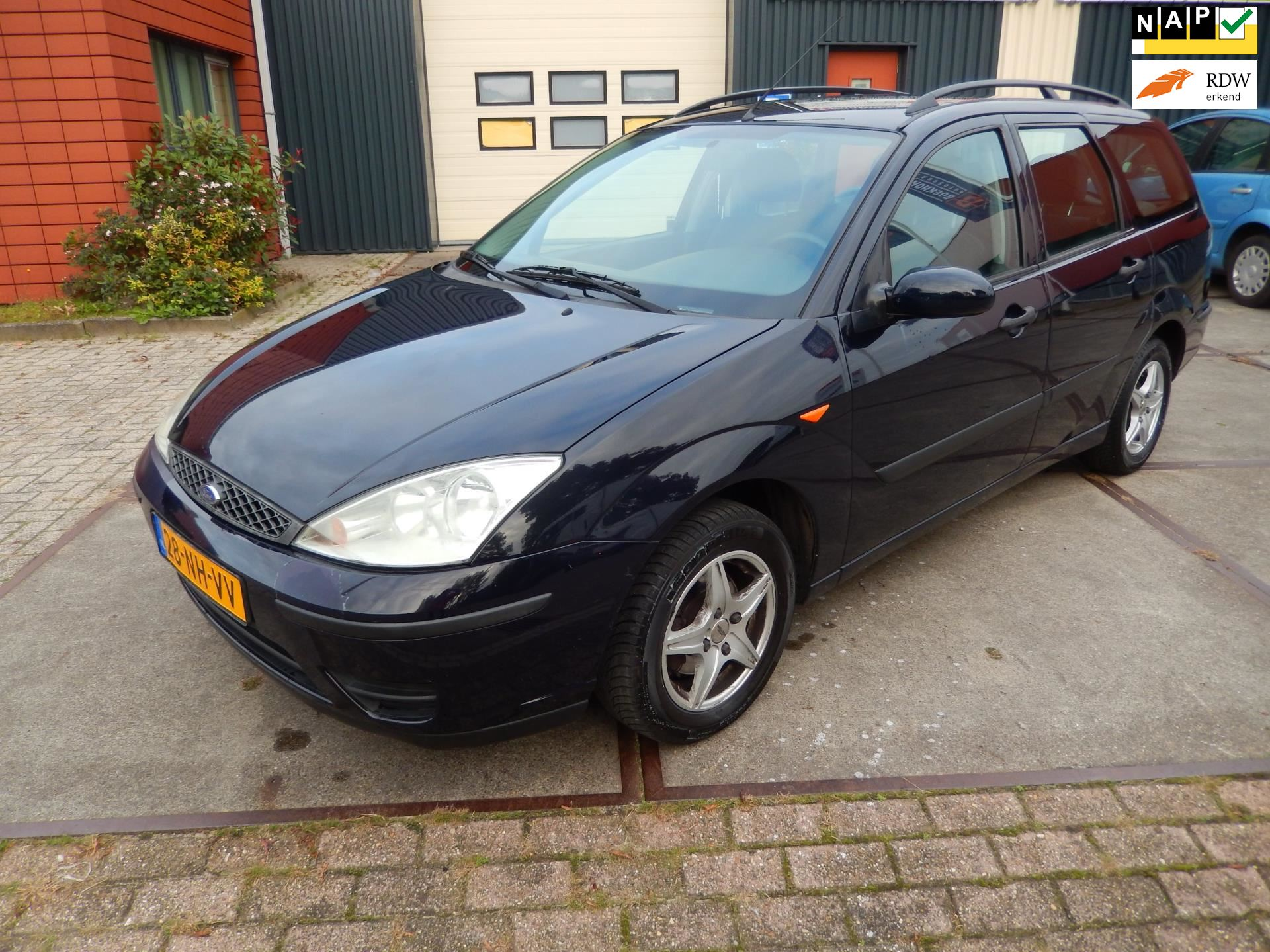 Ford Focus Wagon occasion - Auto Discount Zwolle