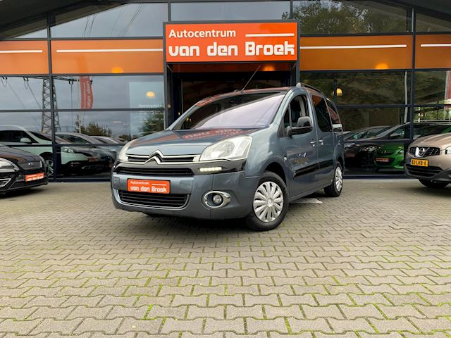 Citroen Berlingo 1.6 VTi Collection 120PK Panoramadak Led Airco Cruise Ctr Pdc Trekhaak Face Lift