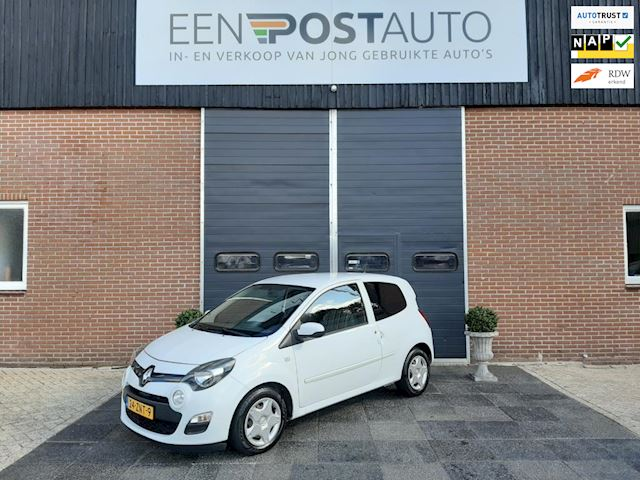 Renault Twingo 1.2 16V Collection, Airco, Afstandsbediening, Privacy glas.