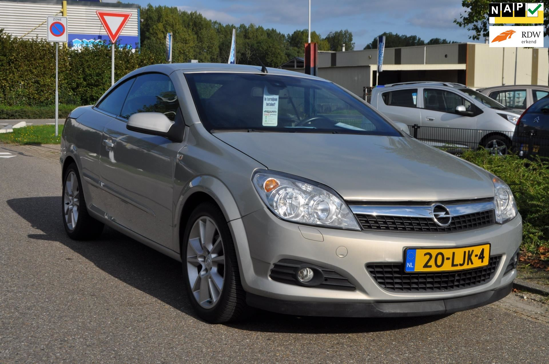 Opel Astra TwinTop occasion - Autobedrijf Bangma