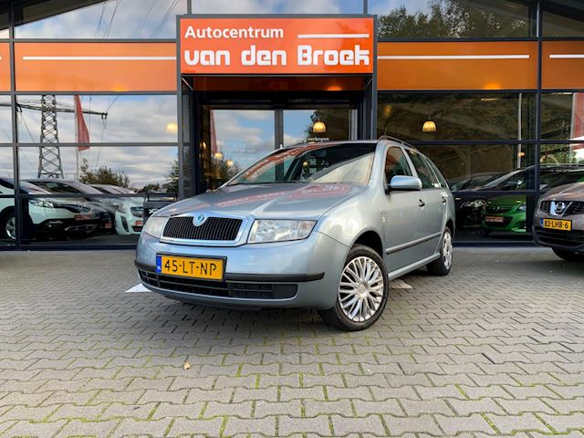Skoda Fabia Combi 1.4-16V Creation Airco Cruise Ctr Trekhaak