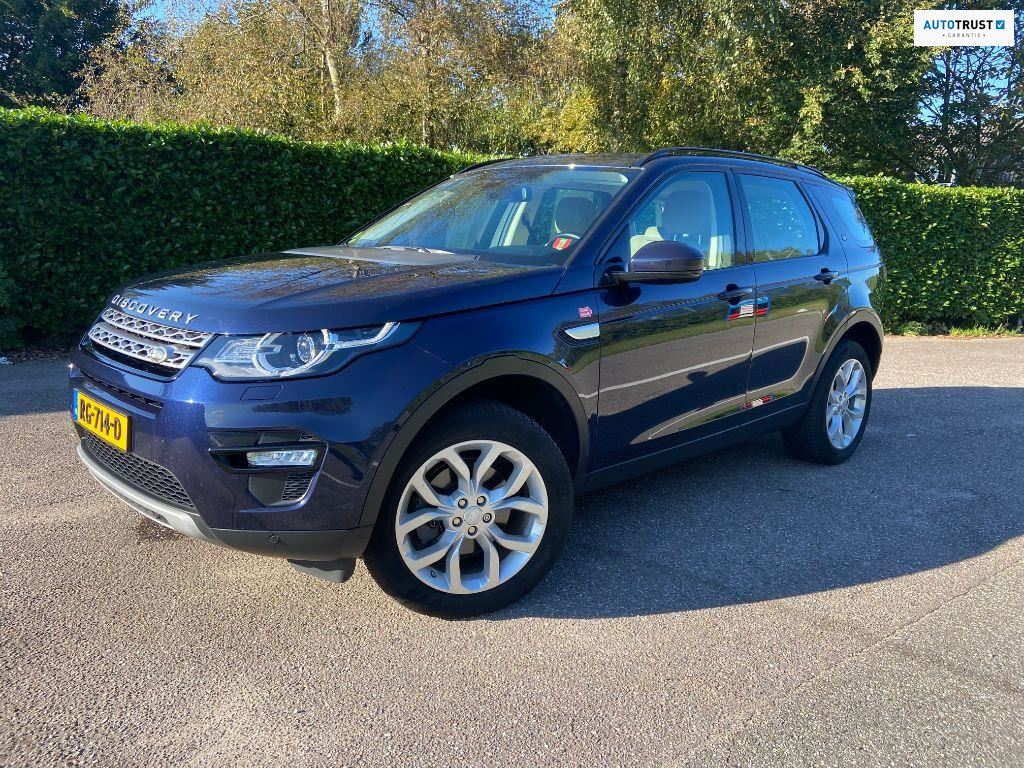 Land Rover Discovery Sport occasion - R. Oldenburg Auto's