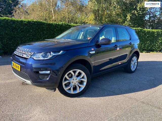 Land Rover Discovery Sport 2.0 TD4 Urban Series SE Dynamic