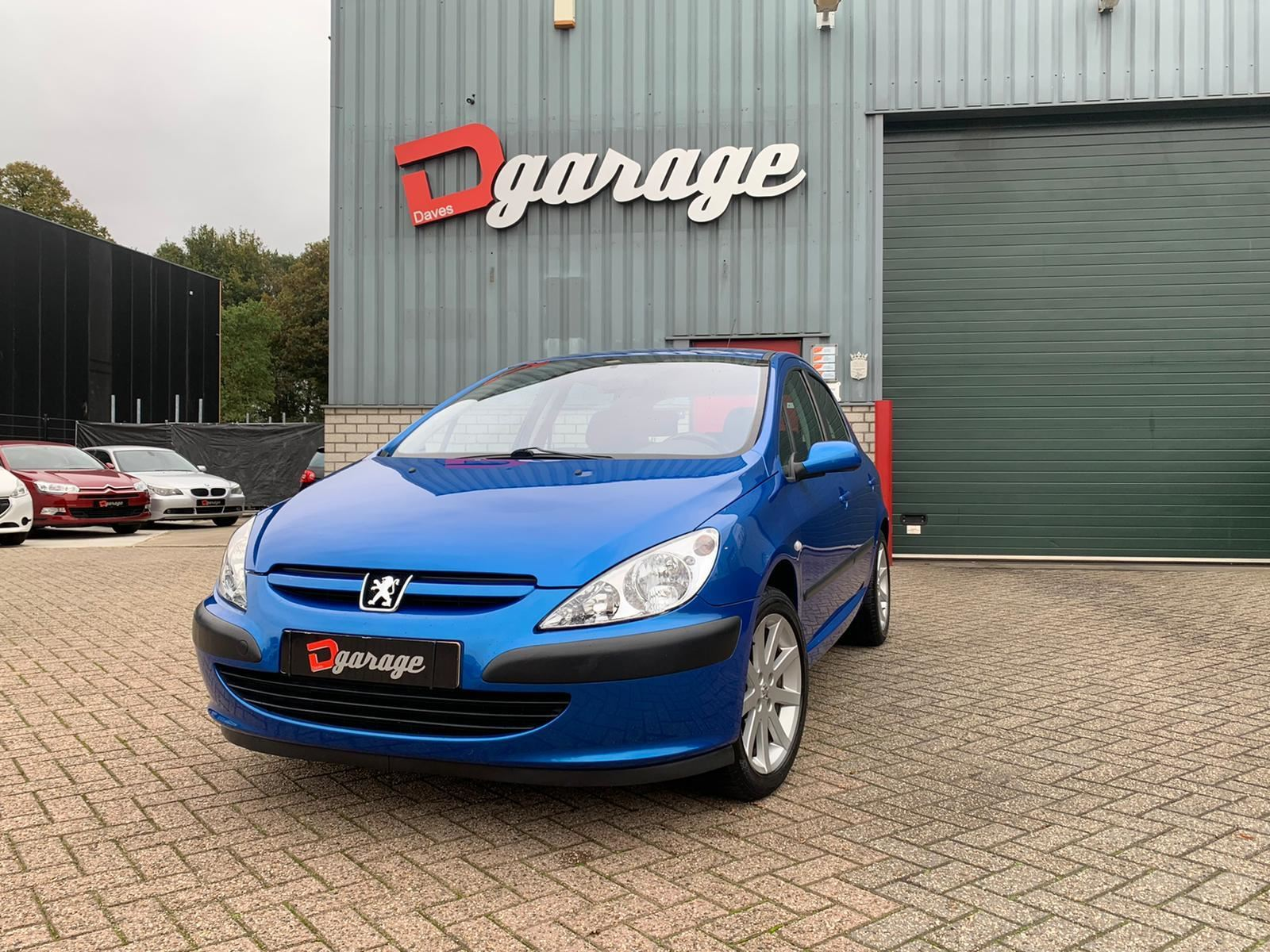 Peugeot 307 occasion - Dave's Garage