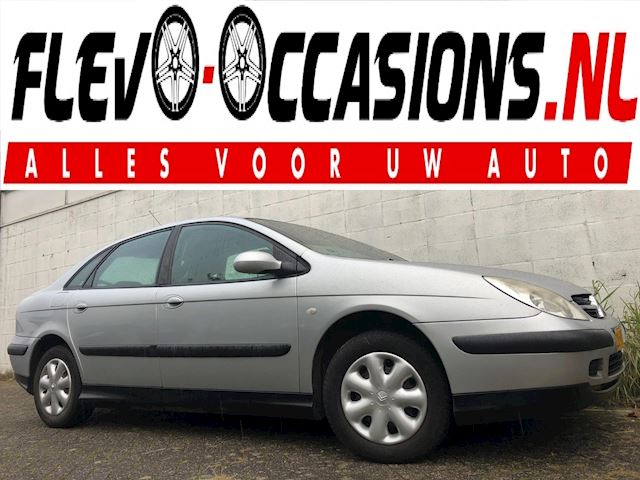 Citroen C5 1.8-16V Essentielle NAP APK Airco Cruise Trekhaak