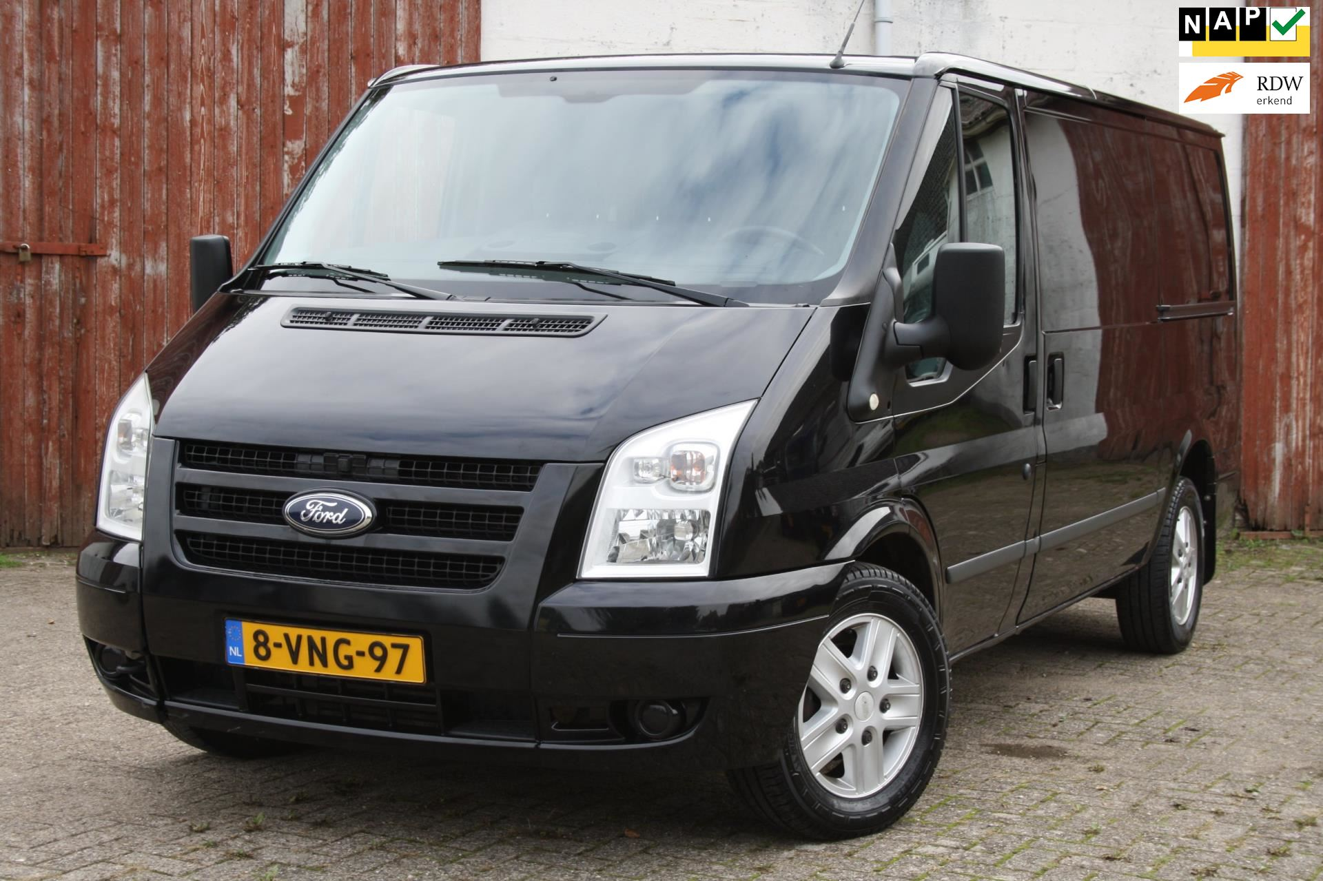 Ford Transit occasion - Voorwaerts
