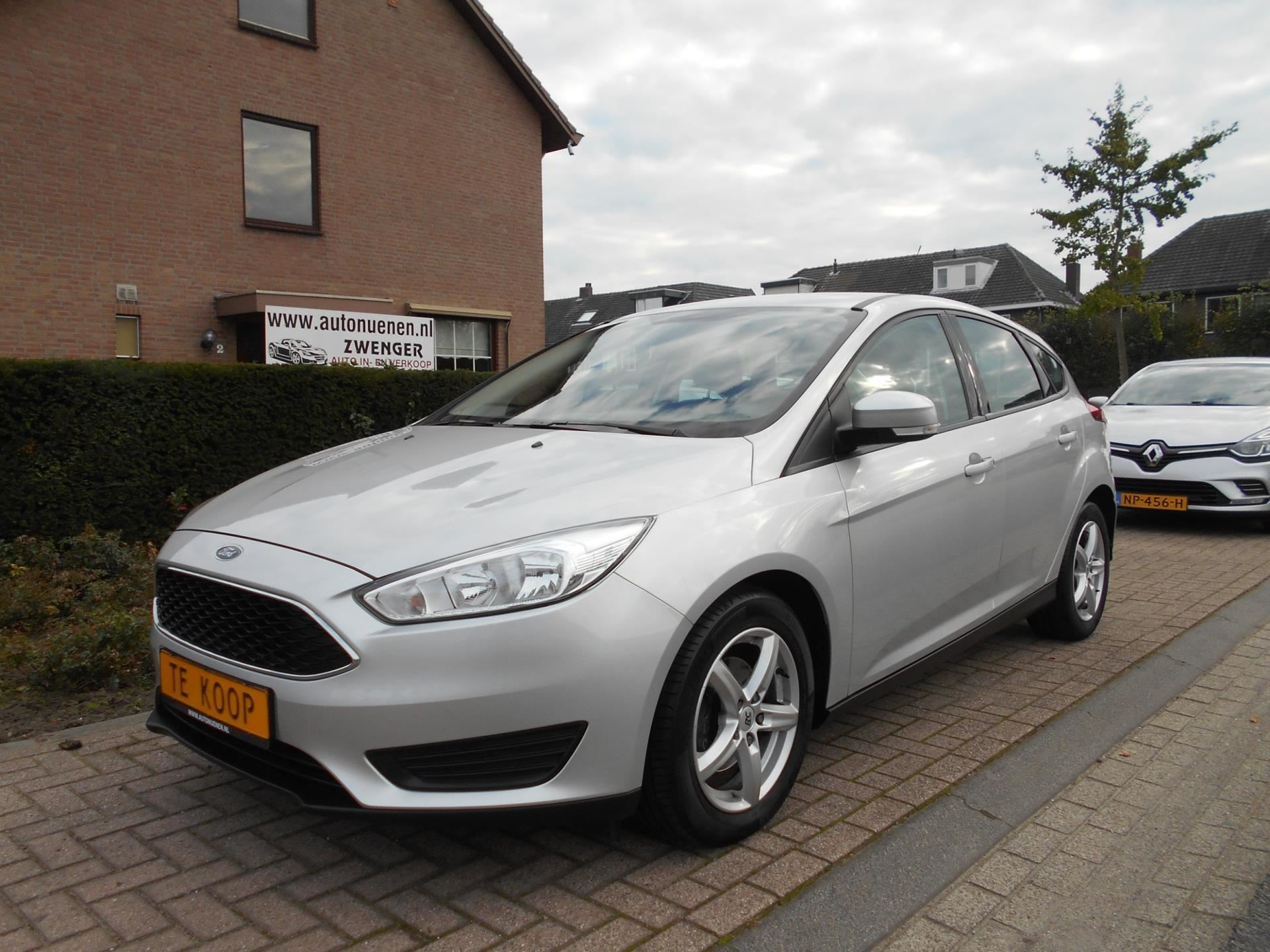 Ford Focus occasion - Zwenger Auto's