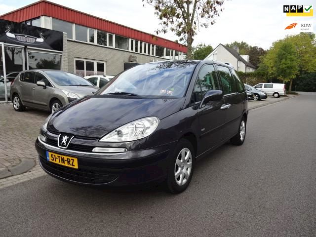 Peugeot 807 2.0 Navteq *7 persoons , automaat *
