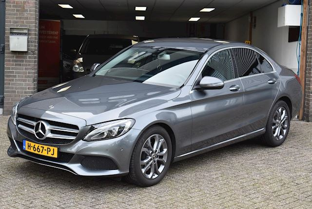 Mercedes-Benz C-klasse 180 Advantage Pack Dealer Onderhouden