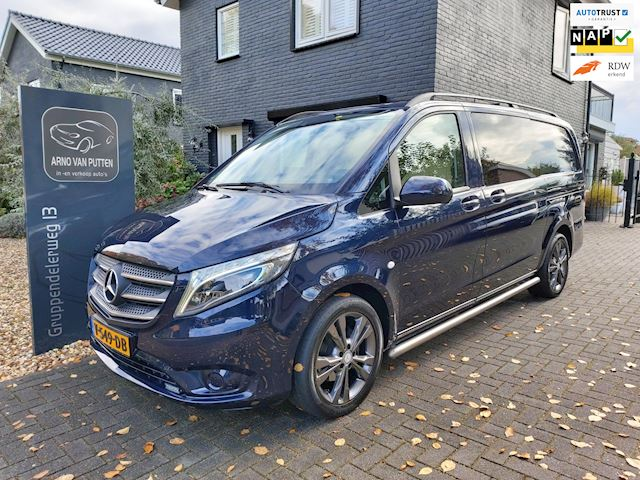Mercedes-Benz Vito 114 CDI Automaat Lang Business Ambition Vele optie's!