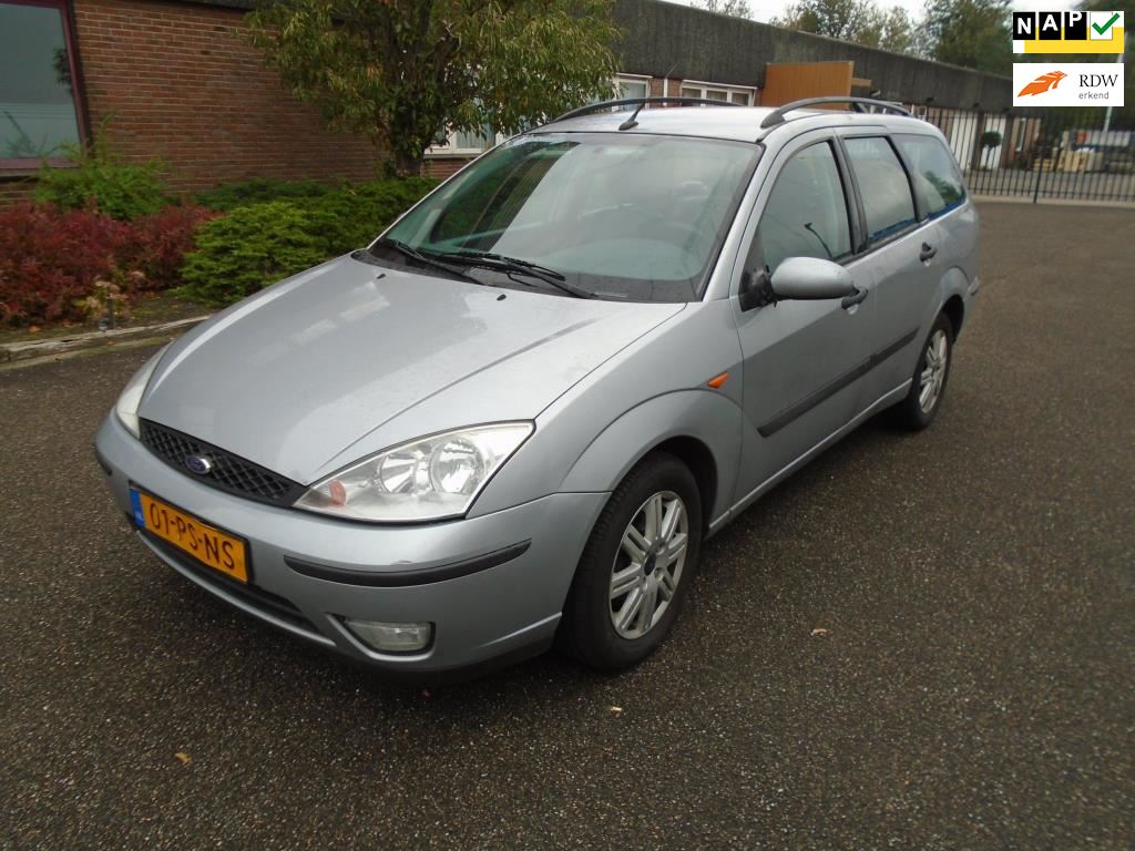 Ford Focus Wagon occasion - Handelsonderneming Posthumus