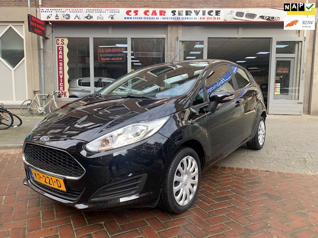 Ford Fiesta 1.0 Style Essential Airco / LED / NAP