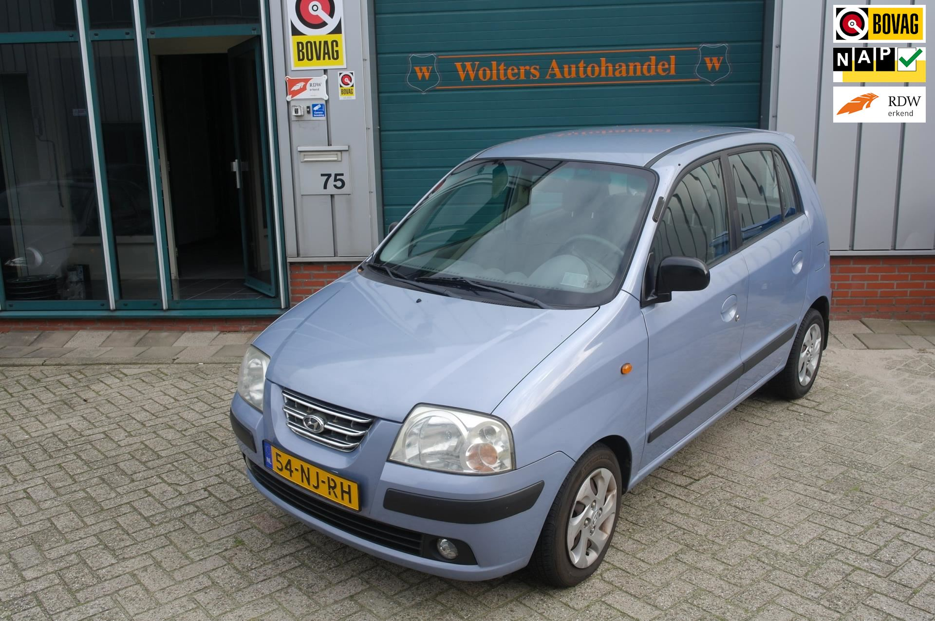 Hyundai Atos occasion - Wolters Autohandel