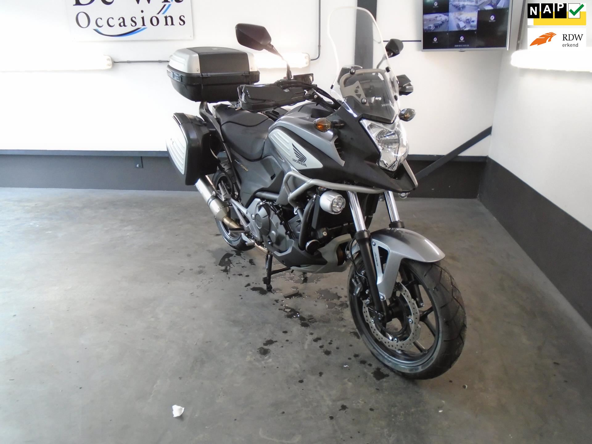 Honda All-Road occasion - De Wit Occasions