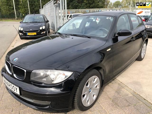BMW 1-serie occasion - Van Wanrooy Auto's